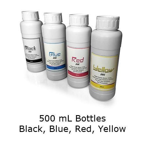 LOGO-EZ INK 500 mL Bottles