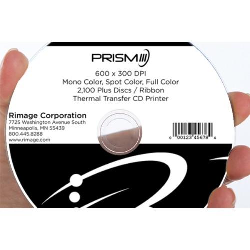 Prism III Print Quality