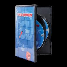 CD in Quad DVD Case