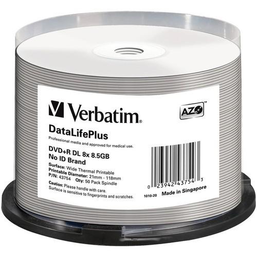 Verbatim DVD Dual Layer Thermal Media