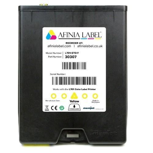 Afinia L701 Yellow Ink Cartridge