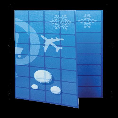 4-Panel Insert