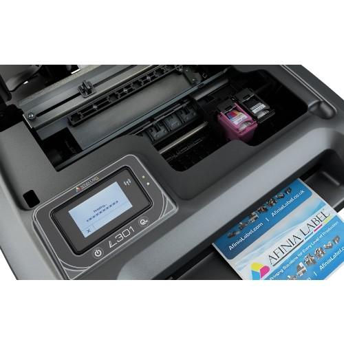 L301 Product Label Printer - Inside