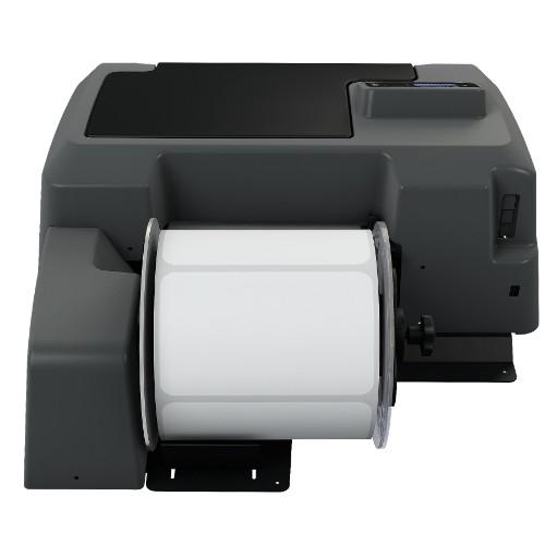 L501 Dye Label Printer - Back