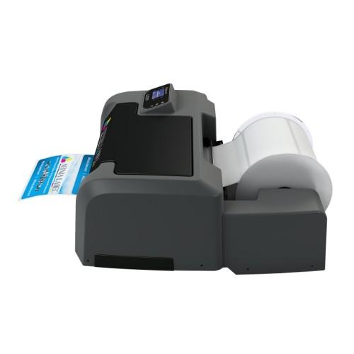 L501 Dye Label Printer - Side
