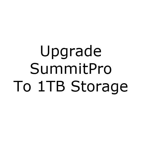 1 TB HDD Upgrade