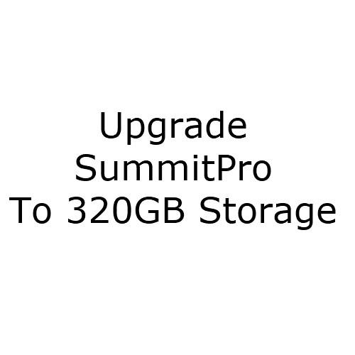 320GB HDD Upgrade